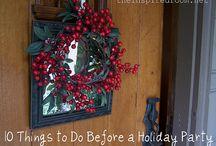 holiday fun / by Skye McLain