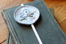 I Embroider / by Mystie Winckler