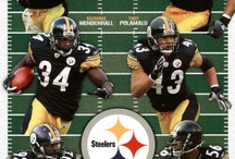 Steelers for life! / by Rebecca Van Nuys