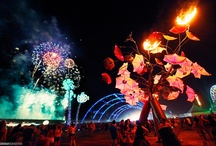 Electric Daisy Carnival Photos / by How To EDC