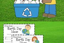 Earth Day / by Tiffany Mendiola:)