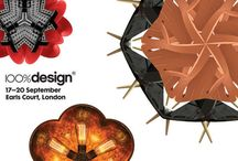 100% Design UK – The 20th Edition! / Next month, London will be all abuzz with the 100% Design expo/show which will be held at Earls Court. It will play platform to the leading names in design and creativity: Heal's and Vitra, Jaime Hayon, Ross Lovegrove, El Ultimo Grito and Nina Tolstrup. It is also a special edition that marks the 20th event at the Earls Court venue, before the ever-growing expo/show moves to Olympia London in 2015. / by Plascon Trends