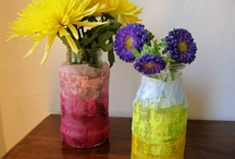 spring crafts / by Rebecca Dunn