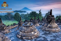 Borobudur / by Players Club Tours