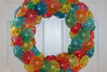 wreaths / by Brooks Dufrene