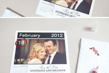 Wedding - Save the Date/Invitations / by Justyna Palasiewicz