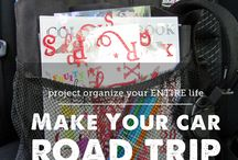 Road trip / by Lisa Moore (was Graham)
