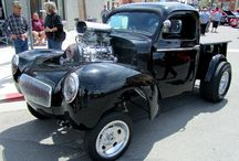 Cars / Oldies and Hot Rods / by Carlos Gamez