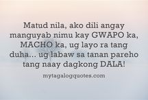 Bisaya Quotes / Bisaya Quotes from around the web / by Pinoy Quotes