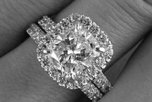 Engagement Rings  / by Kimberleigh Cossey