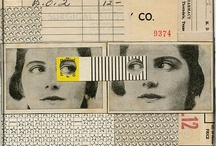 Colla collages / by Luisa Valenti
