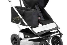 Double Stroller-Mountain Buggy Giveaway  / by Kellie O'Shields