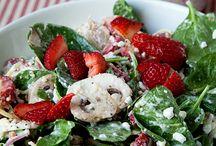 salads / by Amy Yingling
