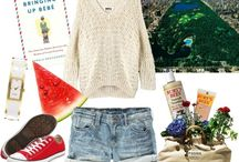Clothes, shoes and other things for the wish list / by Erin Doherty-Helmers