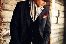 Awesome Fashion for Men.  / by Jamie Bolton