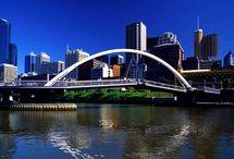 my city / by Jenny Wheatley