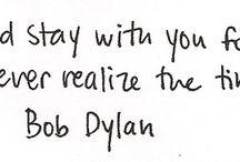 Quotes / by Rebecca Ellam