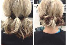 Hair Pretty / Hair dos / by Tiffany Mullins