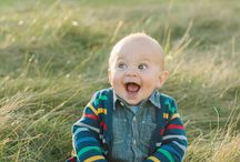 BABIES HAVING A BALL / Baby laughs are the best laughs!  I've partnered up with Bright Starts to bring you a collection of our favorite laughing babies having a ball! / by bailey