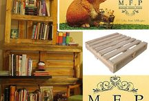 Pallet and Furniture Fun / by Lynn Hanford