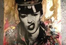 Street Art / by Nicomancer