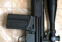 Guns / by Dr. Dolittle