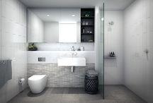 Bathroom / by Renee Johnson