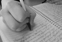 Writing / by Maria Shultz