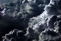 clouds / by Kristy Perry