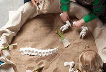 Dinosaurs / by Nancy Johnston