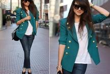 Fashion Forward / by Kayleeanna Firouzi
