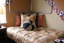 Mason's room / by Tammy Flicker