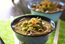 Asian recipes / by Veronica Echavez