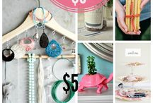 Gettin' Crafty With It / DIY projects I'd like to try  / by Robin L