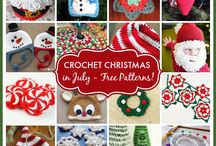 Crochet Roundups / by Charmed By Ewe