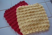 Crochet Dishcloths / by Marisa Cappuccia