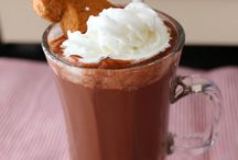 Recipes to Beat the Chill / Soups, stews, and hot cocoa recipes to warm you back up after braving the arctic winter chill. / by Aurora Public Library, Illinois