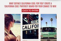 California Cool Pin to Win / by Linda Brooks