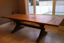 Dining Table / by Jim Torrey