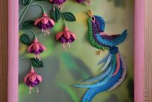 Quilling Ideas / by Linda Taylor