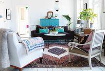 Living Spaces / by Elizabeth Hudson