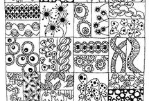 Kresba, how to draw ... / by Monika Petržílková