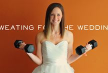 Sweating for the Wedding / Get your bride and groom buff on! Our workouts and wellness plans will help guide you to fit the dress and suit! / by Anytime Fitness