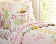 Ideas for Addy's big girl room / by Christina Banks
