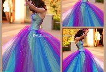 Scarlett's ball gown ideas / by Natalie Bray