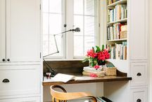 Project #50 library & office / by Cheryl Rosenberg | ROI Design