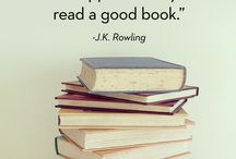Brilliant bookish words / Why are books so important? This is why. / by Scholastic UK