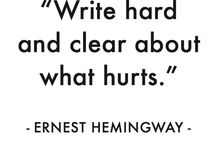 Writing / by Lindsay Healy