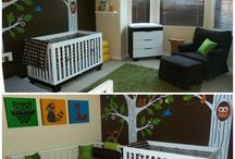 Kids Life / Forest or TreeHouse Room / by Sarah Webster
