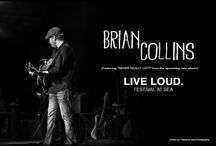 BAND - BRIAN COLLINS BAND / I'M A FAN! of Brian Collins who was born and raised in West Georgia.  http://www.briancollins.us/home / by Omni Productions Inc
